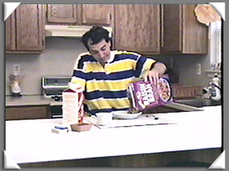 Raisin Bran Cereal Commercial